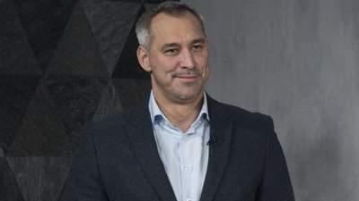 Об отставках, незаконном решении СНБО и Деле Медведчука: эксклюзивное интервью с Рябошапкой