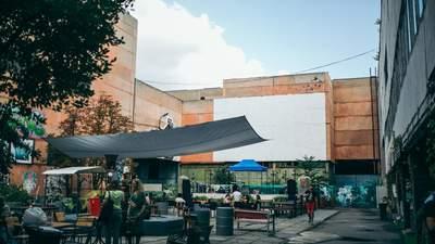 Место свободных людей: как херсонцы создали арт-пространство Urban CAD на заводе