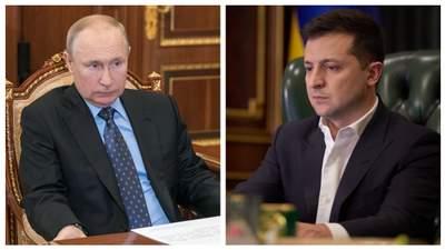 До вибору місця не дійшли, – Кулеба про зустріч Путіна і Зеленського