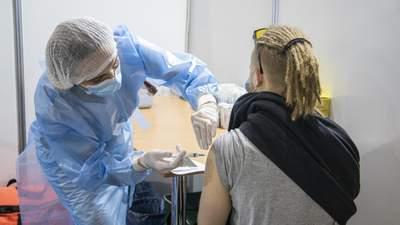 В Украине заработал 51 центр вакцинации