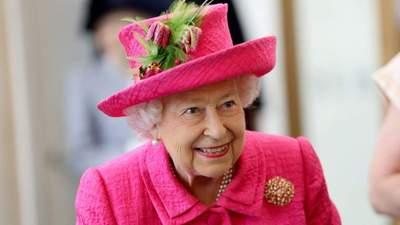 Зеленский поздравил Елизавету ІІ с официальным днем рождения