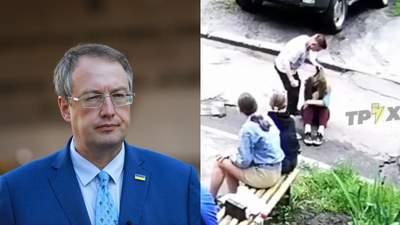 Мразь відповість перед законом, – Геращенко відреагував на побиття дівчини неповнолітнім