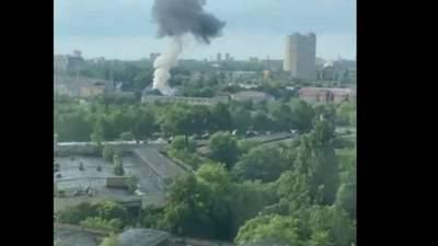 В Одессе прогремел мощный взрыв: видео