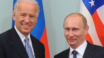 """Байден даст Путину """"жесткий сигнал"""" относительно агрессии против Украины, – СМИ"""