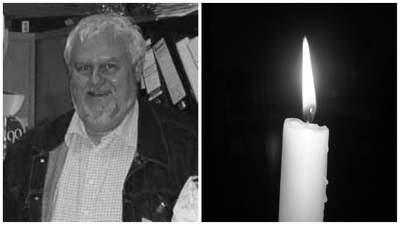 Умер украинский писатель и переводчик Лесь Герасимчук