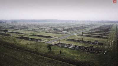 Поляк наткнувся на людські останки, коли гуляв біля колишнього концтабору Аушвіц