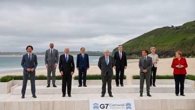 Россия – сторона конфликта на Донбассе, – лидеры G7 призвали Путина вывести войска из Украины