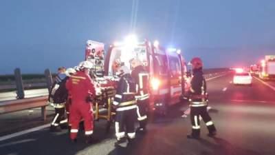 В Румынии разбился автобус с украинцами: есть жертвы – фото
