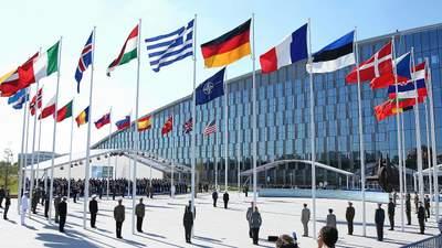Військові дії, гібридна активність, підтримка бойовиків, – у НАТО жорстко засудили Росію