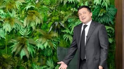 """""""Африканські джунглі"""": українці розкритикували новий ремонт у кабінеті Зеленського"""