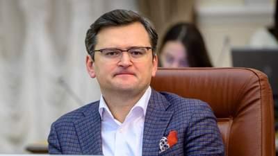 """Путин на пути к победе, – Кулеба о """"Северном потоке-2"""""""