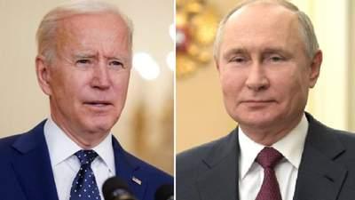 Это будет их выбор, – в Кремле рассказали, будет ли разговор Путина и Байдена лицом к лицу