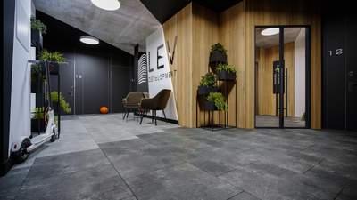 Естетика та особливий простір: презентація холу нового ЖК OBRIY 3