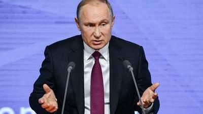 """Путін готовий окреслити Байдену """"червоні лінії"""" щодо України в НАТО, – Пєсков"""