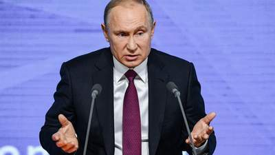 """Путин готов очертить Байдену """"красные линии"""" по Украине в НАТО, – Песков"""