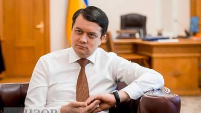 У Разумкова нет никаких шансов выиграть президентские выборы, – Потураев