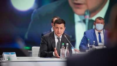 Офіс Президента обговорив з послами візит Зеленського до США