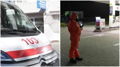 Район накрыл резкий запах: в Ивано-Франковске 8 подростков отравились неизвестным веществом