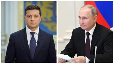 Ничего не изменилось, – в Кремле подтвердили готовность к встрече Путина и Зеленского