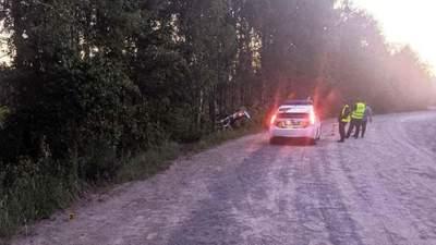 В Ровненской области пьяный водитель вызвал ужасное ДТП: 2 человека погибли, есть пострадавшие