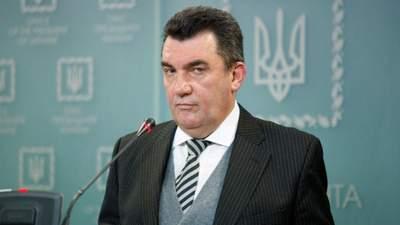 Серьезный и умный человек, – Саакашвили оценил Данилова и работу СНБО
