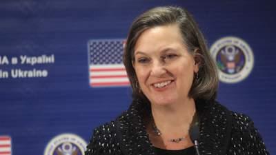 США пообещали не ослаблять санкции против России из-за Украины