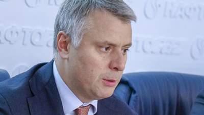 Україна отримуватиме гроші за транзит газу, навіть якщо Росія його зупинить, – Вітренко