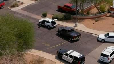 В США мужчина за 1,5 часа устроил 8 стрельб: больше десятка пострадавших