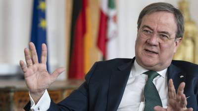 Росія має залишити окупований Донбас, – наступник Меркель