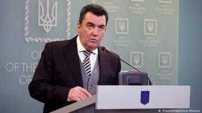 Брифинг Алексея Данилова после заседания СНБО: видео