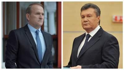 Під час Революції Гідності Медведчук дзвонив Януковичу 54 рази, – Лещенко