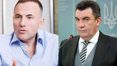 Это личная месть Данилова, – Фукс о санкциях СНБО против себя