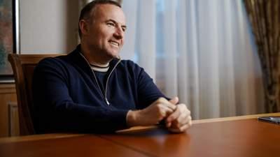 Бизнесмен Фукс хочет обжаловать в суде решение СНБО о санкциях