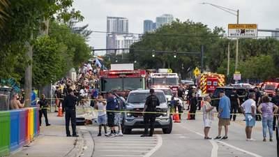 США грузовик въехал в толпу зрителей во время гей-парада – погиб человек
