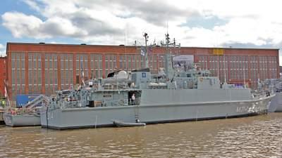 ВМС України отримають 2 тральники від Великої Британії