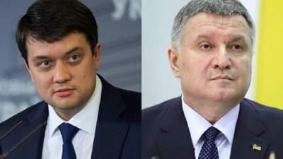 Министр – на своем месте, – Разумков про Авакова