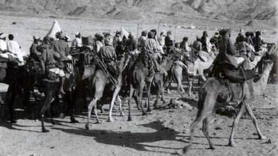 Авантюристы, которые изменили мир: самое интересное о повстанцев-аравийцев