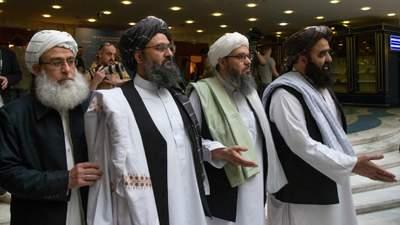 """Исламская система: """"Талибан"""" назвал условие мирного урегулирования конфликта в Афганистане"""
