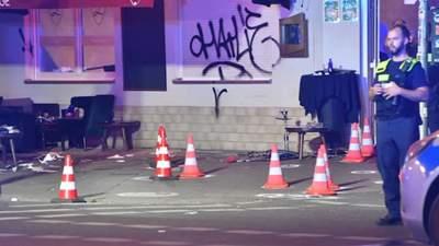 В Берлине посреди улицы стреляли в людей: 3 раненых