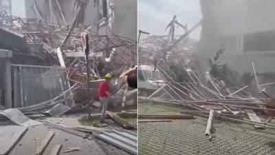 Из-за обвала школы в Бельгии погибли 6 человек: учебное заведение могут снести