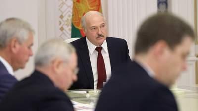 Члени сім'ї Лукашенка в списку: ЄС ввів 4 пакет санкцій проти Білорусі