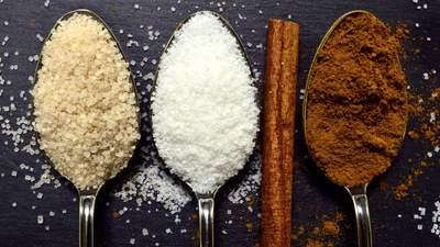 Чим замінити білий цукор в раціоні