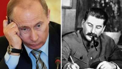 Сталін – лідер, а Путін покотився вниз: росіяни обрали найвидатніших історичних постатей
