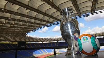 Пари 1/8 фіналу Євро-2020: хто з ким грає та дати матчів