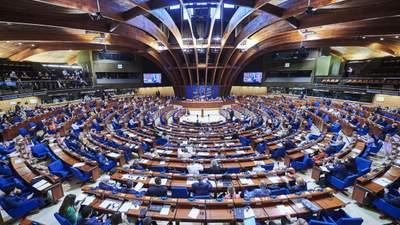 ПАРЄ проведе термінові дебати щодо ситуації у Білорусі