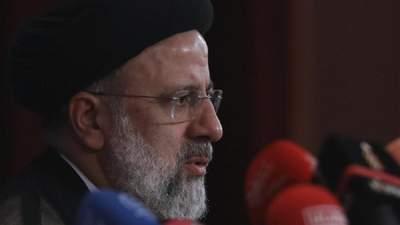 Новообраний президент Ірану заявив, що не зустрічатиметься з Байденом