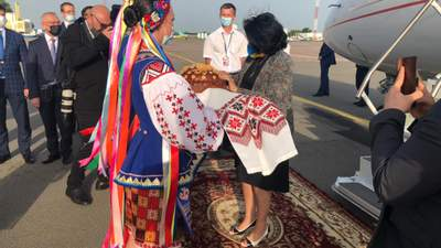 Президентка Грузії Саломе Зурабішвілі прибула в Україну: план візиту