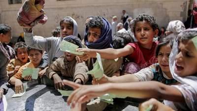 Голод загрожує понад 40 мільйонам людей у світі: в ООН назвали країни