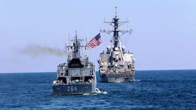 Россия хочет, чтобы США и НАТО отказались от учений Sea Breeze в Черном море