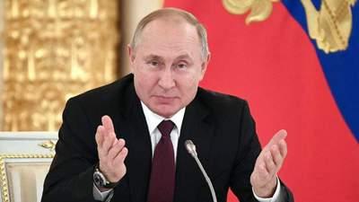 Оце так манія величі: Путін вважає Росію відповідальною за процвітання сусідів